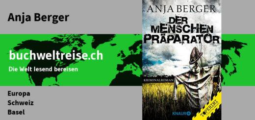 Anja Berger Der Menschen-Präparator