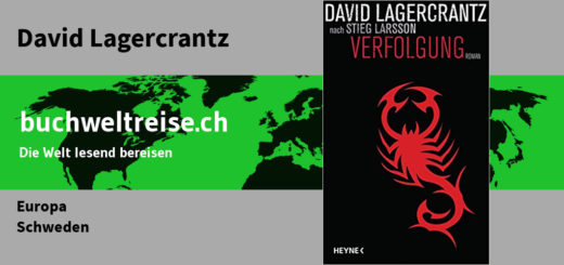 David Lagercrantz Stieg Larsson Lisbeth Salander Verfolgung