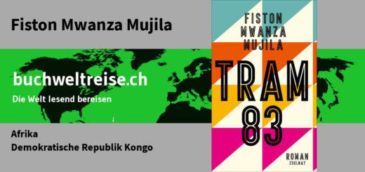 Fiston Mwanza Mujila Tram 83