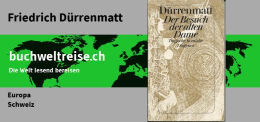 Friedrich Dürrenmatt Der Besuch der alten Dame