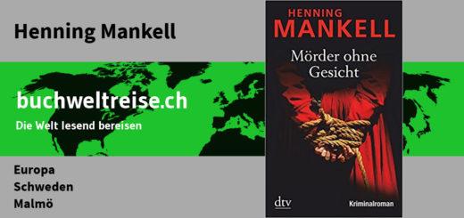 Henning Mankell Wallander Mörder ohne Gesicht