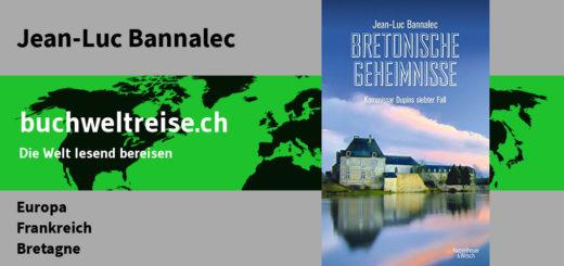 Jean Luc Bannalec Bretonische Geheimnisse