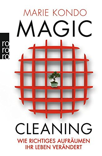 Marie Kondo Magic Cleaning
