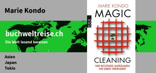Marie Kondo Magic Cleaning