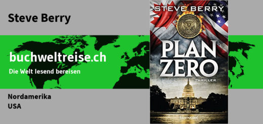 Steve Berry Plan Zero