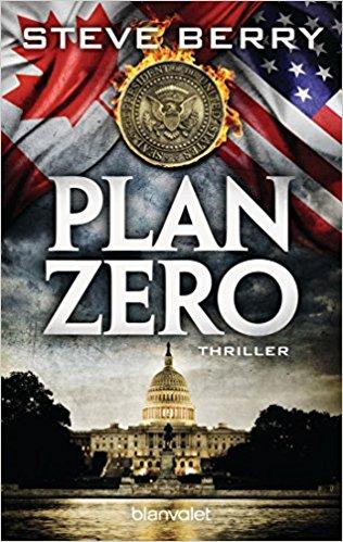 Steve Berry Plan Zero
