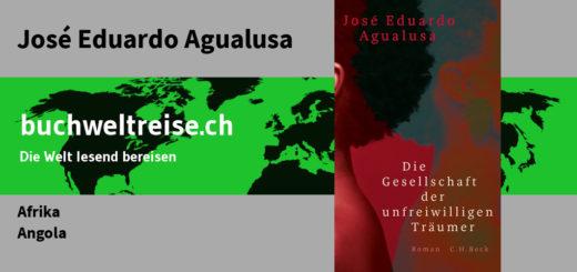 Jose Eduardo Agualusa Die Gesellschaft der unfreiwilligen Träumer
