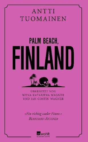 Antti Tuomainen Palm Beach Finland
