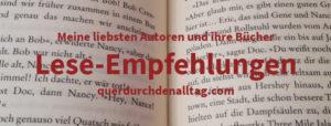 Quer durch den Alltag Lese-Empfehlungen