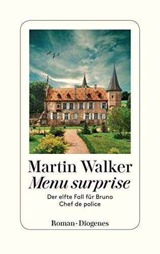 Martin Walker Bruno Chef de Police Menu surprise