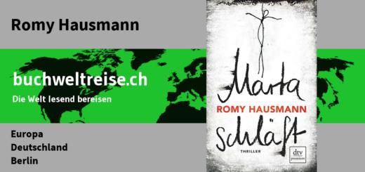 Romy Hausmann Marta schläft