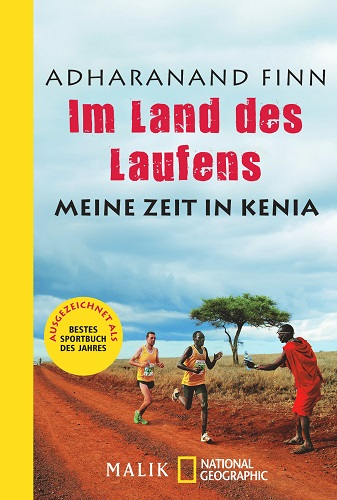 Adhanranand Finn Meine Zeit in Kenia