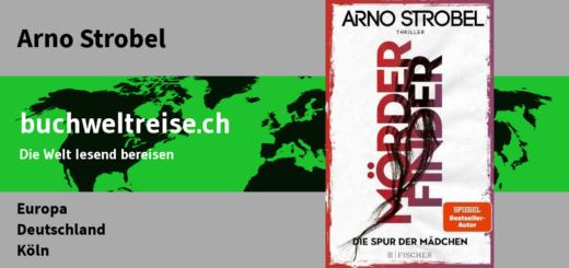 Arno Strobel Mörderfinder