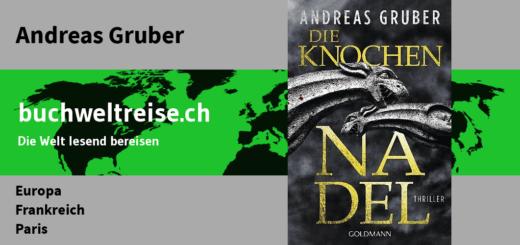 Andreas Gruber Peter Hogart Die Knochennadel